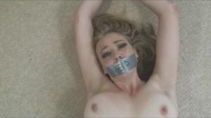 Busty blonde Orgasm