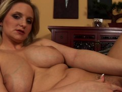 Darina masturbates and pees - CzechSuperStars