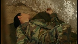 Fucked hard in army jail - Latin-Hot