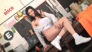 Latina hottie Debora solo XXX - Latin-Hot