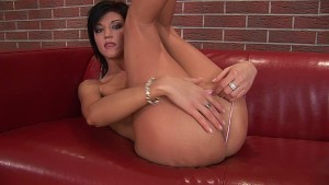 Breathtaking Penelope in a solo scene - CzechSuperStars
