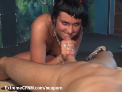 Pussy licking cock sucking lesbians kissing