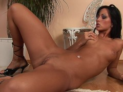 Super hot Simon using a dildo - CzechSuperStars