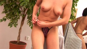Beautiful horny Tina fingers herself - CzechSuperStars
