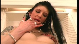 She's curious about body piercings - DBM Video