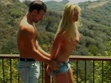 Beautiful Blonde Fucking the Gardener - Future Works