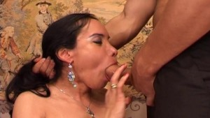 Shemale has hunger for for a huge cock and a mouthful of cum – 3 vision entertainment