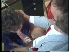 Milf Shaves For Her Men In Classic Porn - Golden Age Media