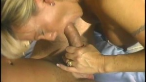 Blonde gets a good morning fuck - Lord Perious