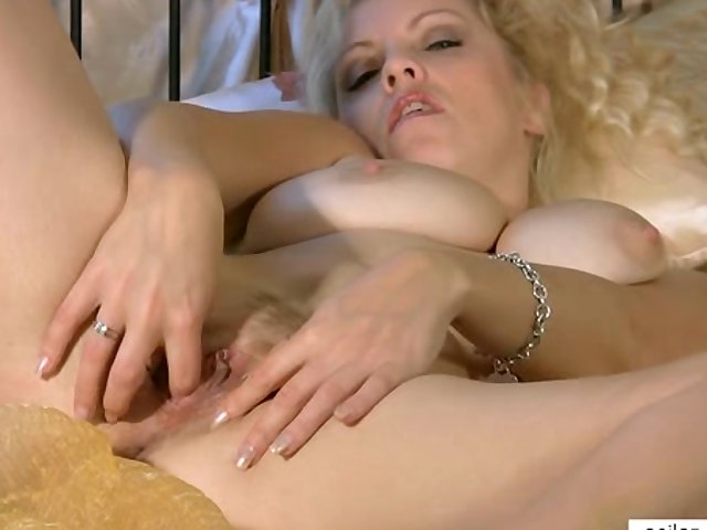 Young cutie gets fingered and licked by a hot milf 2