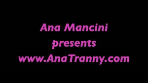 Ana Mancini gets cum on