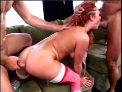 Audrey just wants to please their dicks- CityGirls