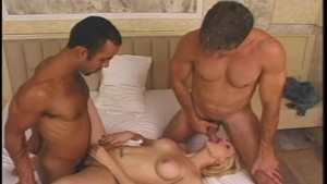 Three big dicks and one set of tits - Pau Brasil