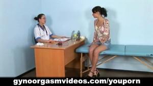 Female orgasm inspection