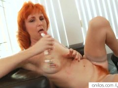 - Fire crotch milf fucks...