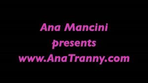 Ana Mancini upskirt