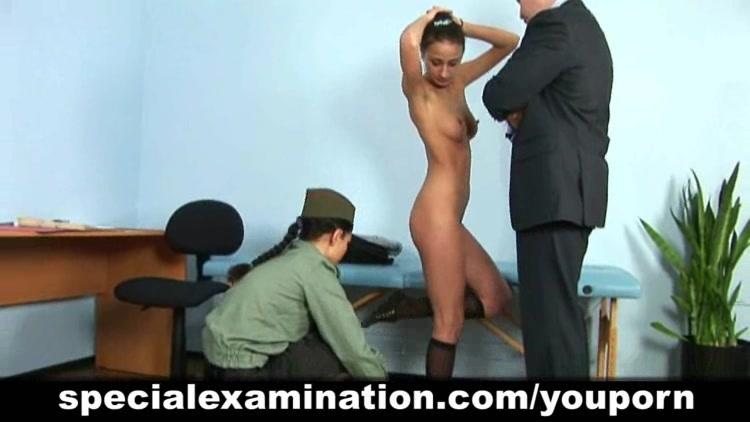 Military medical examination
