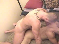 Picture Troy and Joshua have fun the anal way CLIP