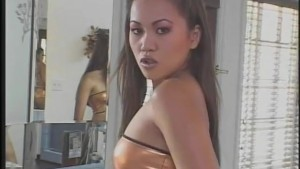 Anal-slamming for petite asian - Pandemonium
