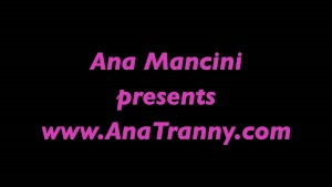 Ana Mancini Pro photo shoot