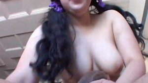 Cute chubby goth loves to sixtynine