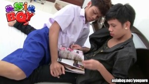Asiaboy Arther and Lee 1 Scene 1