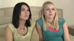 Sisters that are Ultra Hot Hotel Interview Part 1