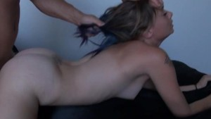 Wild emo girlfriend Fucked hard
