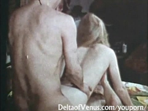Retro Porn 1970s - Vintage Hairy Blonde Teen - Cant Get Enough