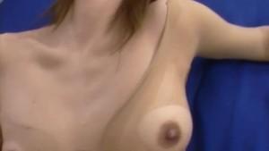 Uncensored Japanese Busty Teen Pantyhose Fetish Sex
