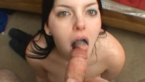 Fucking her with his really small cock