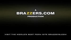 Big-tit brunette stripper slut fucks big-dick at bachelor party
