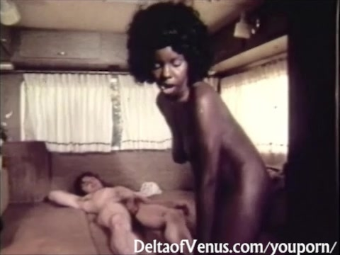 Vintage Interracial Porn 1970s - The Open Road