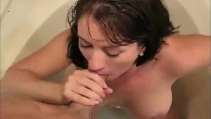 HomeGrownWives Naughty MILF Sandy Fucks Son's Friend!