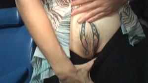 Tit pierce pussy tat Black fuck in ink parlor