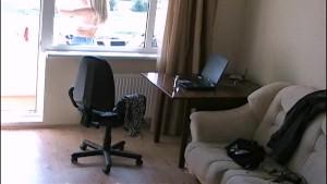 Hidden cam in my GFs room 2