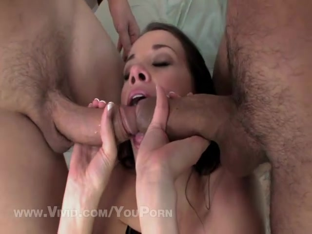 My in two mouth cocks