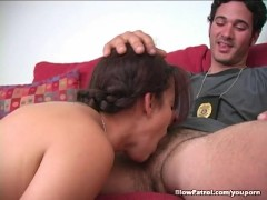 Picture Mason Loves Swallowing Cum
