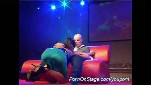 real fuck on sex stage