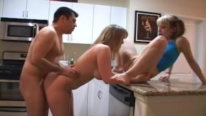 Couple Has A Threesome With A Pornstarple Has A Threesome With A Pornstar