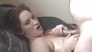 Sexy tits fucked with cock