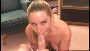 Flower Tucci is a blonde haired college student w