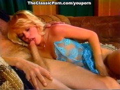 Teen looking blonde fucks like slut