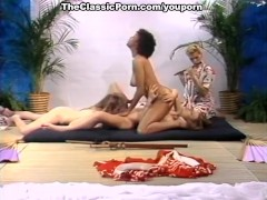 Exclusive sex massage in the saloon