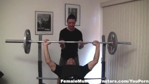 Lucy Fire - Threesome Training