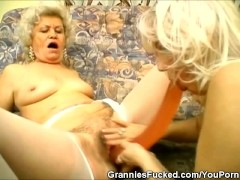 Dildo and Grannies