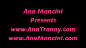 Ana Mancini teasing you