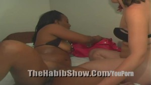 PAWG and Thick Black booty Lesbain affair