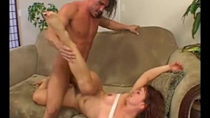 Giving Him A Hard Lesson in Fucking