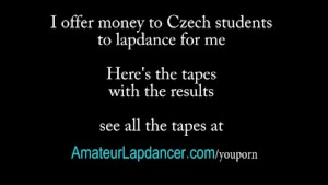 Amateur Adela lapdances and does hot BJ